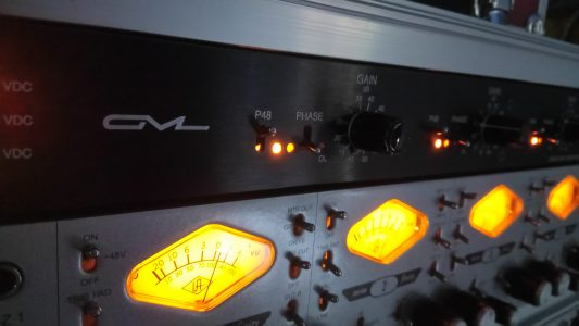 Préampli GML 8304